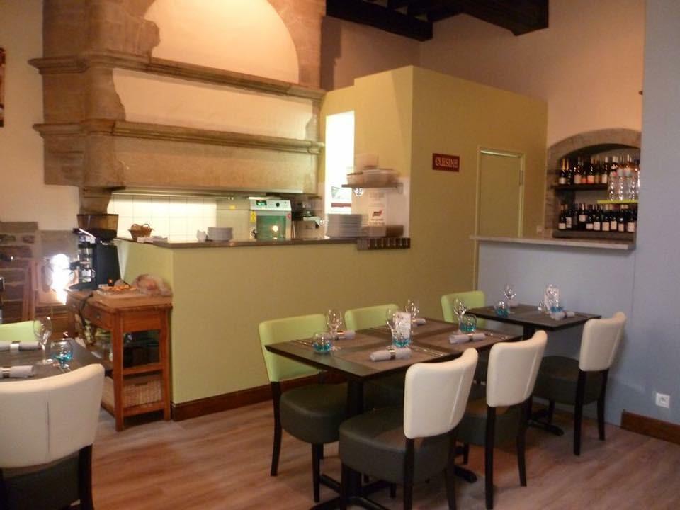 Home Restaurant Les Pieds Sous La Table A Vitre